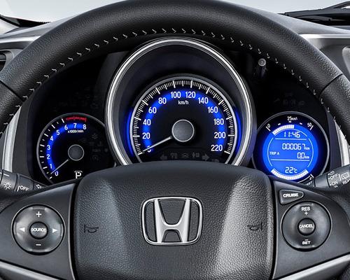 honda wr-v 1.5 cc automatico