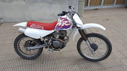 honda xr 100 año 1995