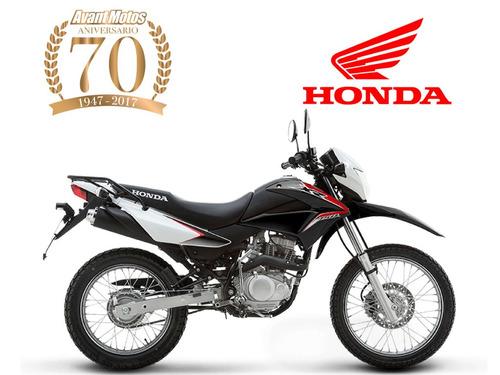 honda xr150 rally 2018 0km xr 150 avant motos