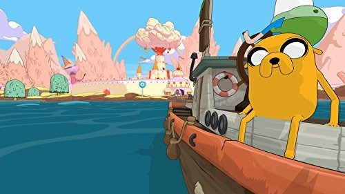 hora de aventuras pirates of the enchiridion nintendo switch