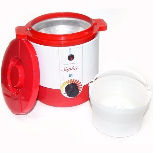 horno calentador fundidor cera 1 kg arcametal sophie gtia