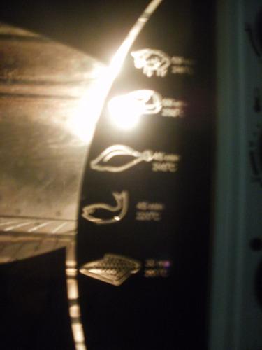 horno electrico james