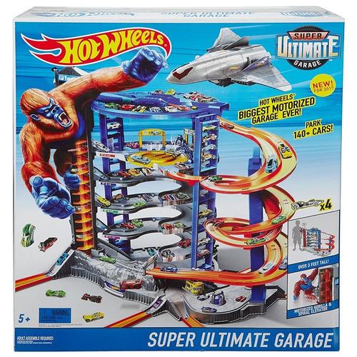 hot wheels playset para autos súper ultimate garage