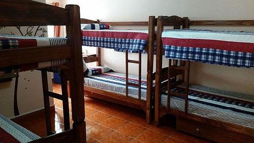 hotel con propiedad! 100 camas y funcionando!
