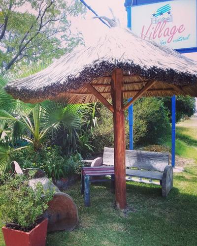 hotel village, termas de dayman, salto