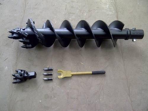 hoyadora- pocera minicargador, retroexcavadora, bobcat, etc