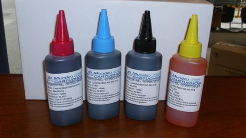 hp tintas de alta definición.  qualy ink usa  excelente