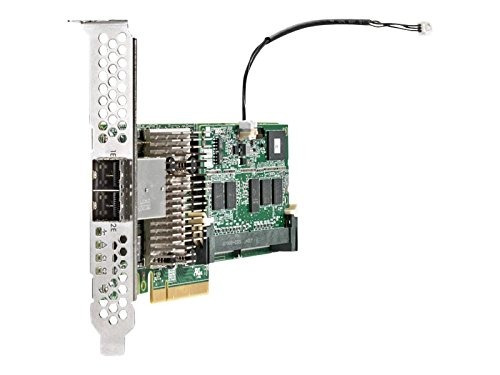 hpe storage controller plug in card low profile