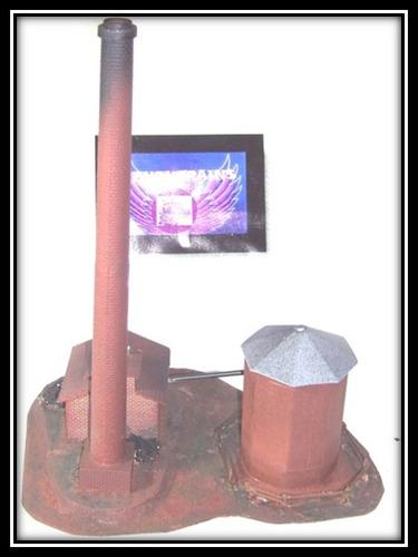 htc vollmer casa de calderas modificada artesanalmente