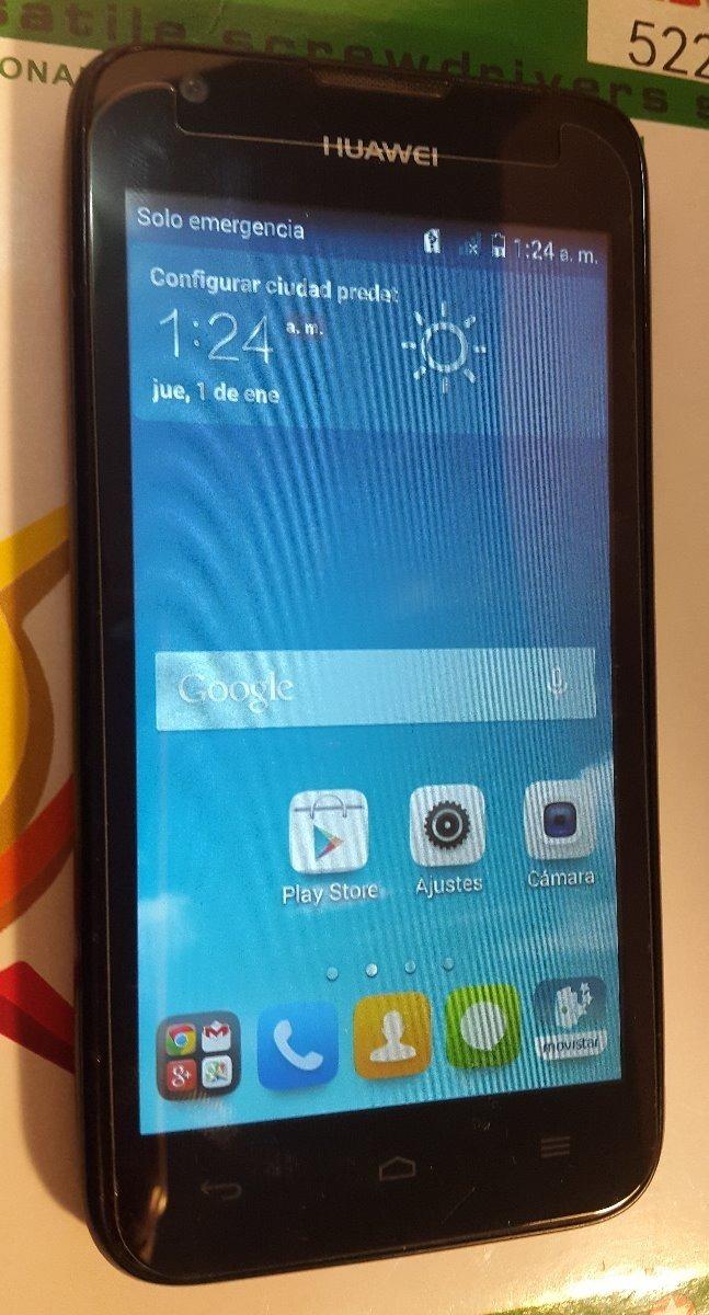 Huawei Y550-l03 Repuesto Flex Reparación La Solución - $ 99,00