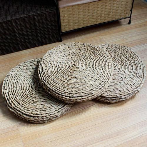huawell - cojín de 2 piezas de tatami tradicional japonés