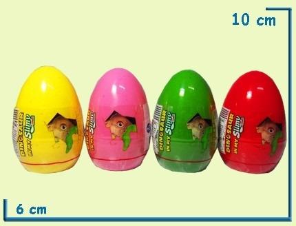 huevos dinosaurio sorpresa c moco original slimy vamosajugar