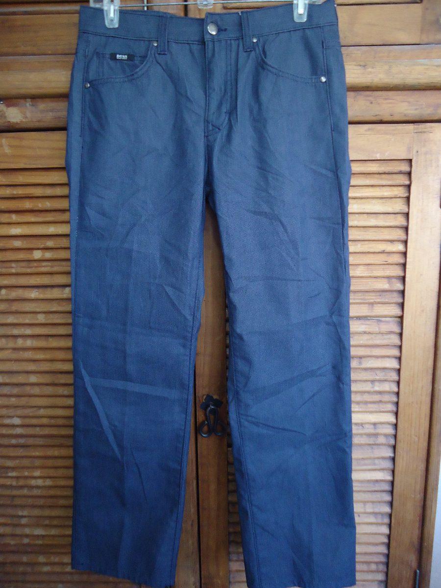 Hugo Boss Pantalón Talla 30 Made In Turkey - $ 1,600.00 en ...