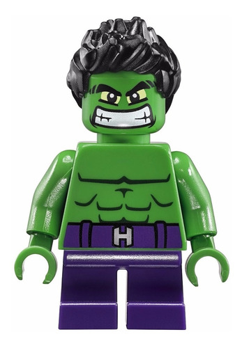 hulk vs ultron  - lego mighty micros super héroes
