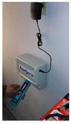 humedad de cimientos _ electro-ósmosis solución garantida