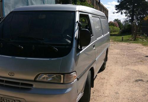 hyundai grace panel van dlx diesel