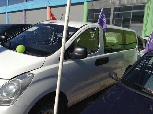 hyundai h-1 furgon vidriada full 2013