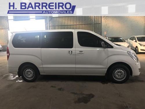 hyundai h-1 minibus 2016 excelente estado