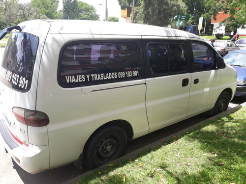 hyundai h1 minibus stu