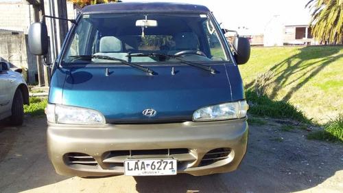 hyundai h100 2.5 minibus top 1999