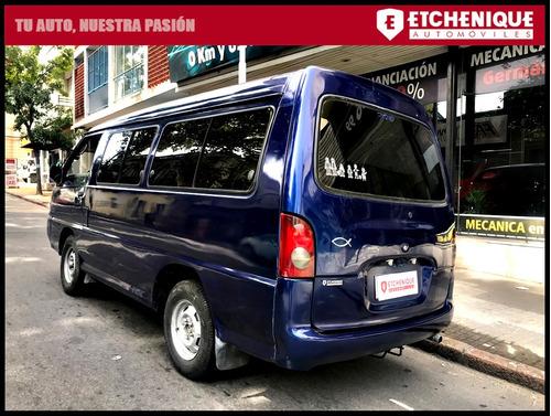 hyundai h100 diesel 9 pasajeros etchenique.