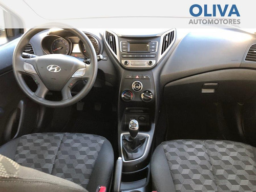 hyundai hb20 hatch 1.6 comfort plus 2018 0km