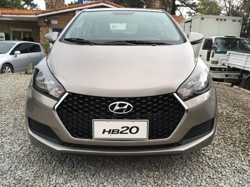 hyundai hb20 hatch comfort  2019 ¡¡entrega inmediata!!