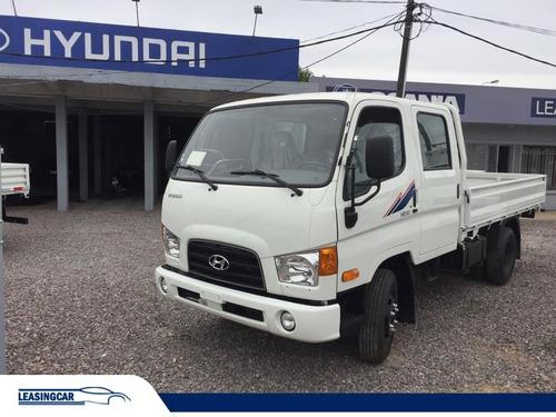 hyundai hd50 doble cabina 2018 0km