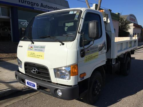 hyundai hd72 turbo diesel 3.9 con volcadora de fabrica