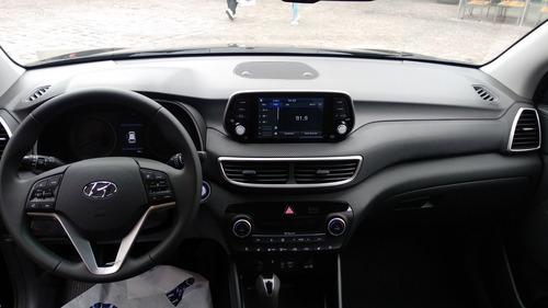 hyundai new tucson 1.6 turbo 2019 - zucchino motors