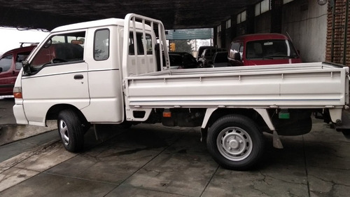 hyundai porter 100% financiado en $