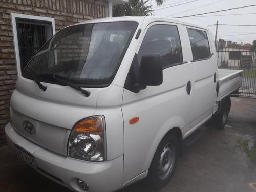 hyundai porter d/c con aire diesel permuto