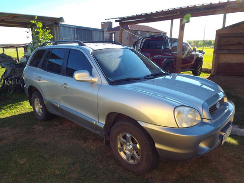 hyundai santa fe  full, impecable