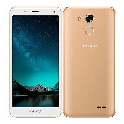 hyundai - smartphone 1gb ram 16gb rom android 8.1 oreo - l50