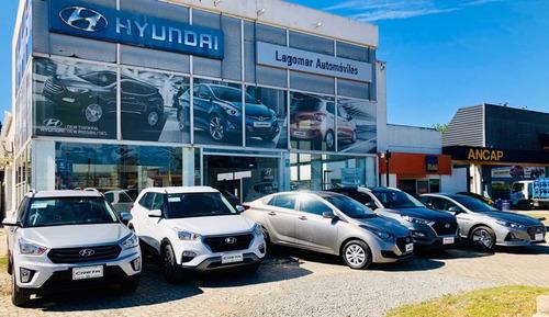 hyundai tucson a/t - techo + 6a.bag - u/dueño - lagomar aut
