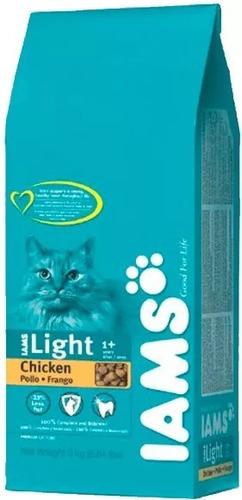iams gato adulto light 3k envío caba sin cargo