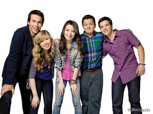 icarly  6 temporadas  completas (serie de tv)109 capítulos.