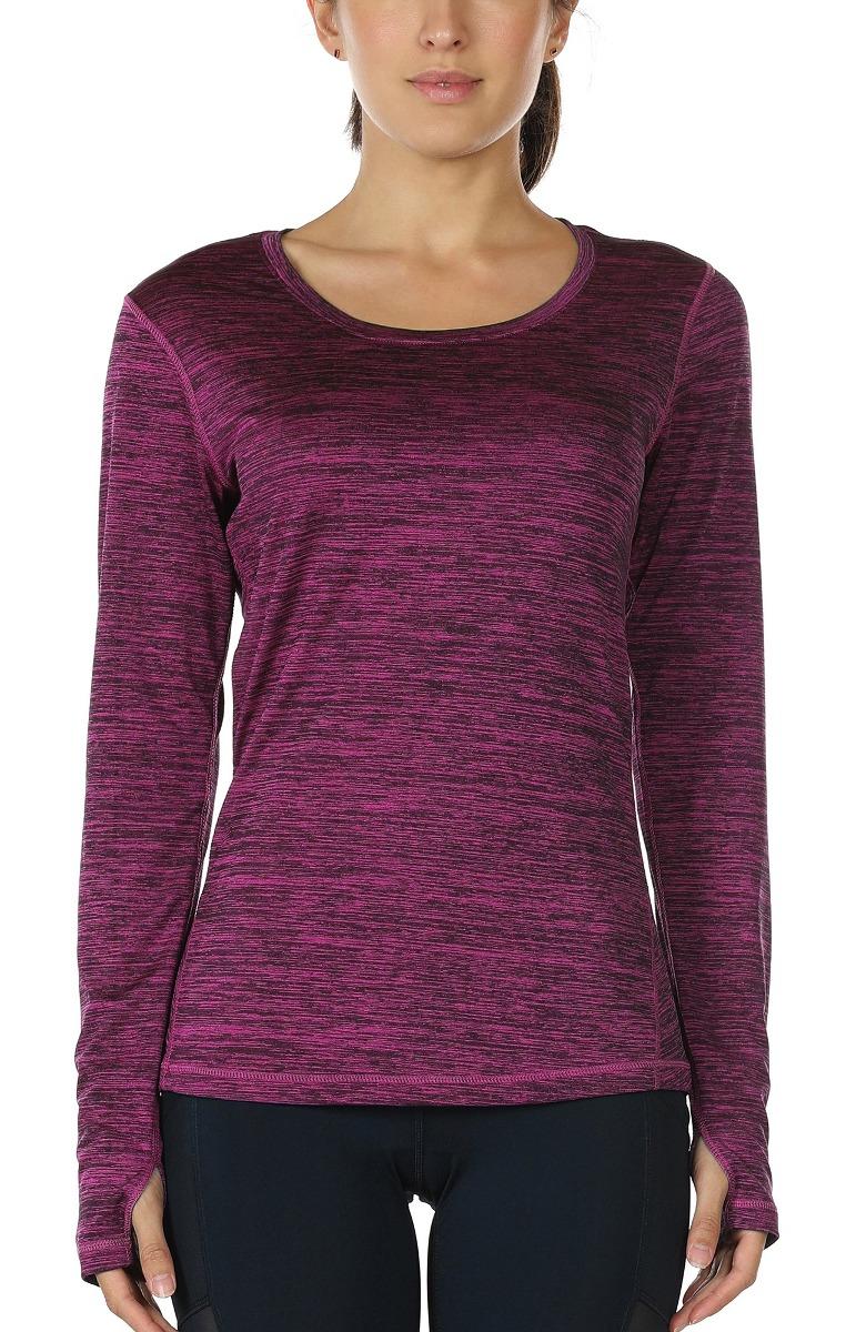 415d15a4a002e icyzone camisetas de manga larga yoga para mujeres con or. Cargando zoom.