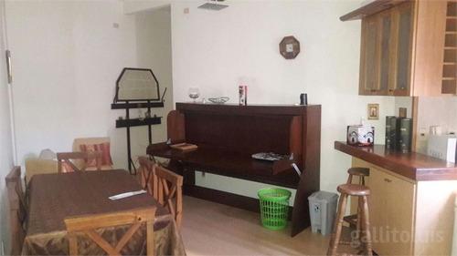 ideal apartamento con o sin muebles 1 dormitorio!!!