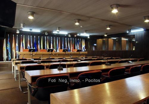 ideal embajada, organismo internacional