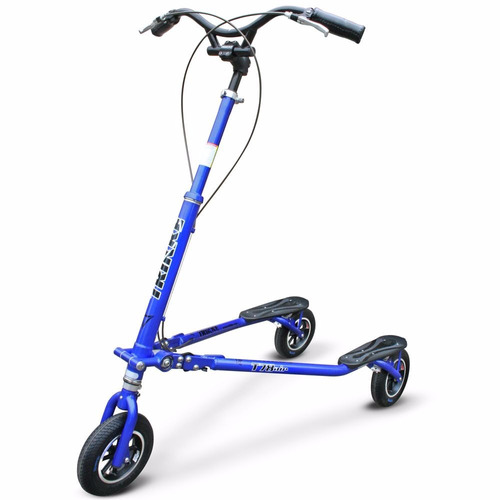 ideal navidad trikke vehiculo plegable unico 3 ruedas