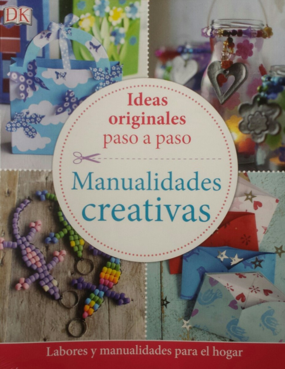 Ideas Originales Paso A Paso Manualidades Creativas 12000 En - Ideas-originales-manualidades