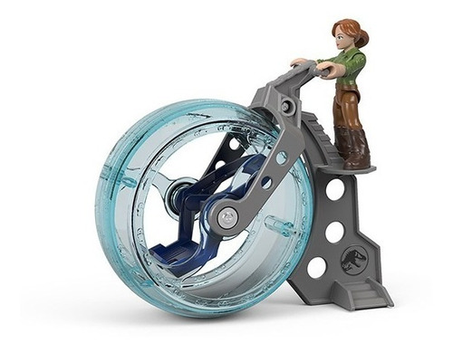 imaginext claire de jurassic world fisher price fmx92-fmx93