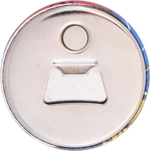 imán con destapador 5.8 cm personalizado - impre$ionante