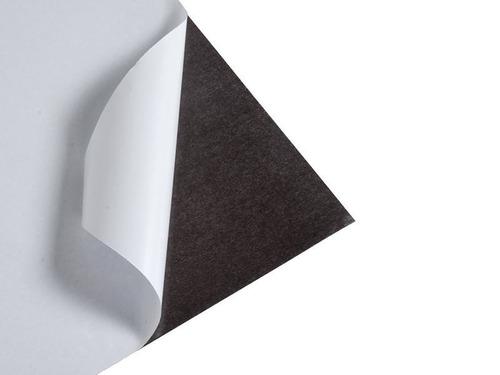 imán en plancha adhesivo 1mtx 61cm  0,4mm espesor disershop.
