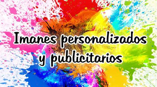 imanes personalizados y publicitarios
