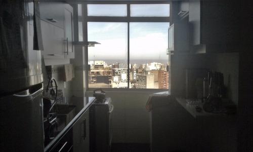 impecable! 10mo piso. con garage. gc $9000.