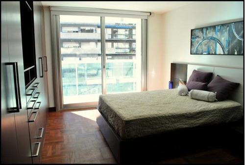 impecable apartamento a metros de la rambla