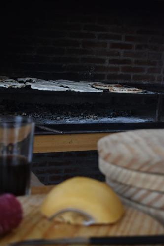 imperdibles pizzas caseras a la parrilla