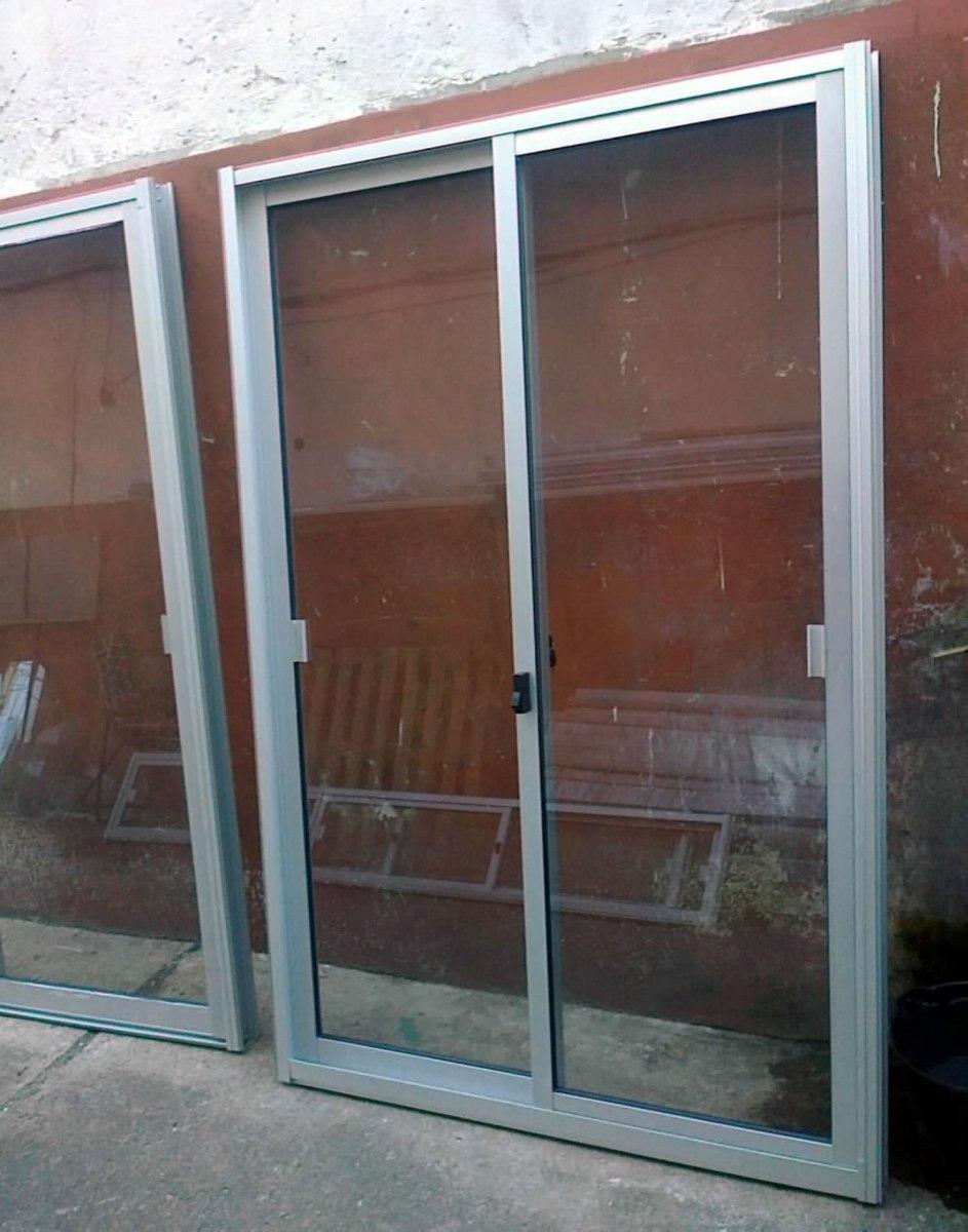 Imperdibles puertas y ventanas en aluminio y hierro for Ventana balcon medidas